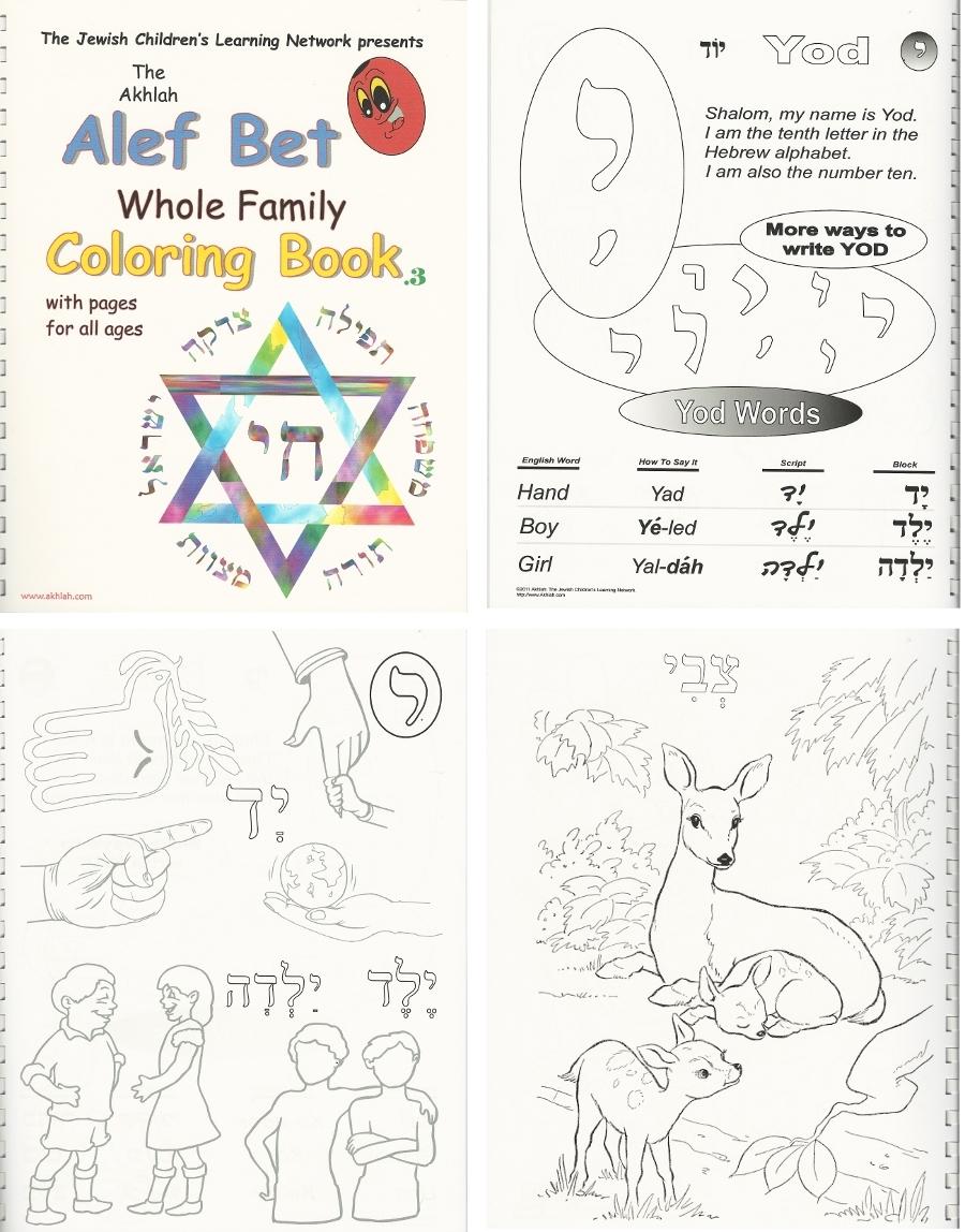 Torah Tots Alef Bet BET Coloring page | 1148x900